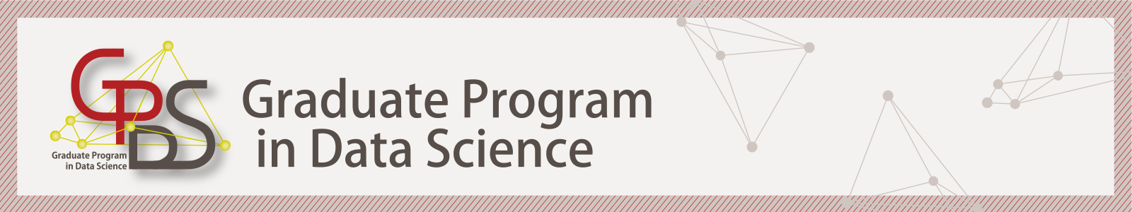Graduate Program in Data Science